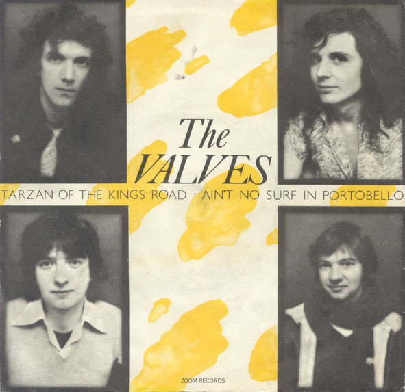 The Valves ‎– Tarzan Of The King's Road